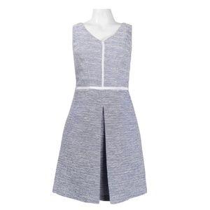 Tweed Dress(S3721M/Light Blue Multi)